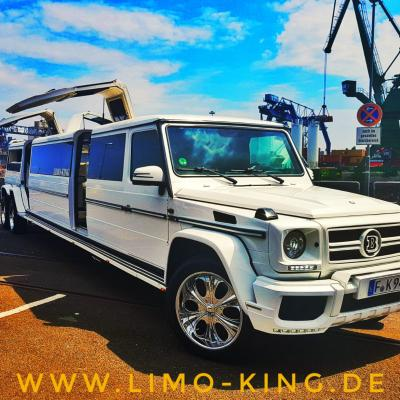 Limo King Handy045